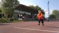 IX Liga Escolar de Cross, tercera cita, Pistas de Atletismo