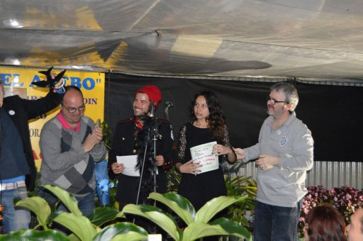 Poetry Slam Cantabria, ronda final